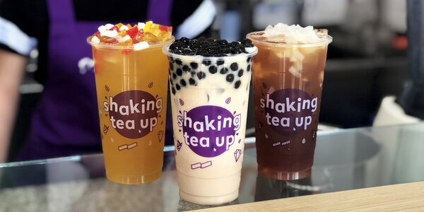 Bubble tea v Sapě: 700ml drink podle výběru