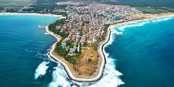 Letecky k bulharskému Černému moři se snídaní