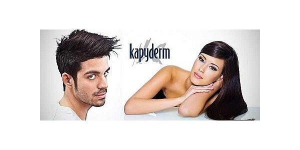 Krásné a zdravé vlasy díky ošetření Kapyderm