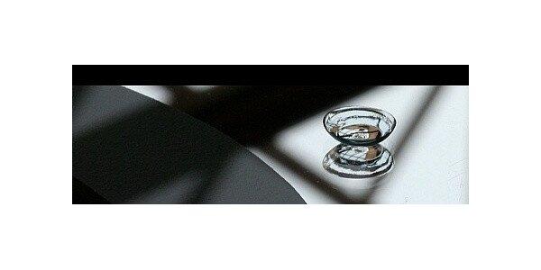 Vyšetření a aplikace kontaktních čoček