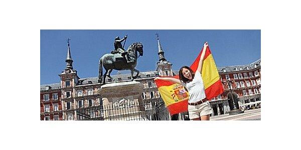 Kurz španělštiny pro úplné začátečníky