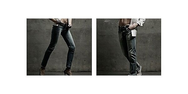 Zkrácení kalhot i džínů v profesionálním Ateliéru
