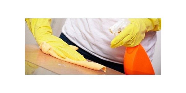 Kompletní úklid vašeho domu nebo bytu do 50 m2