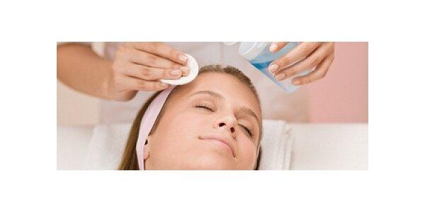 Kosmetické ošetření pleti kosmetikou značky Alcina