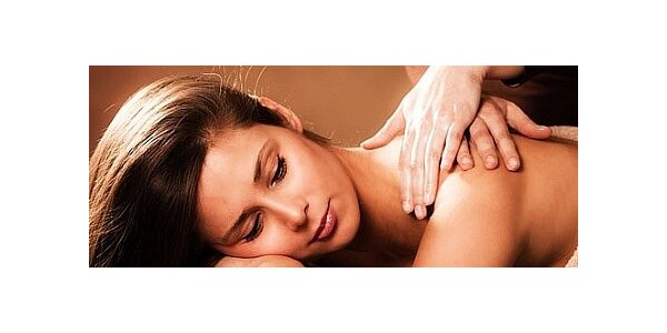 Uvolňující celková masáž v délce 60 minut