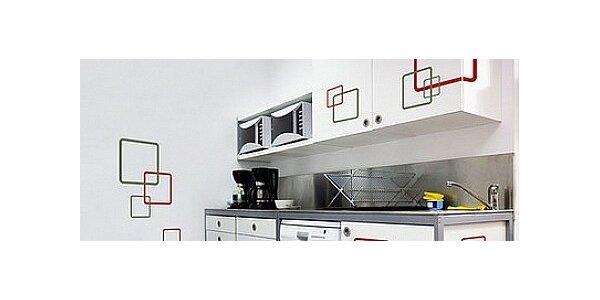 Poukázka na nákup designových nálepek na zeď