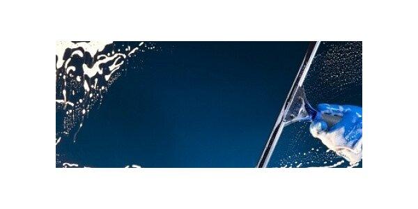 Umytí 1 ks okna plus bonus zdarma – podzimní nabídka