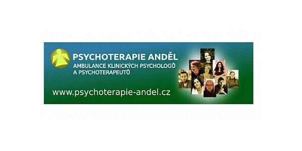 Konzultace s psychologem v délce 50 minut