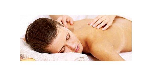 Klasická masáž s reflexní diagnostikou a masáží chodidel