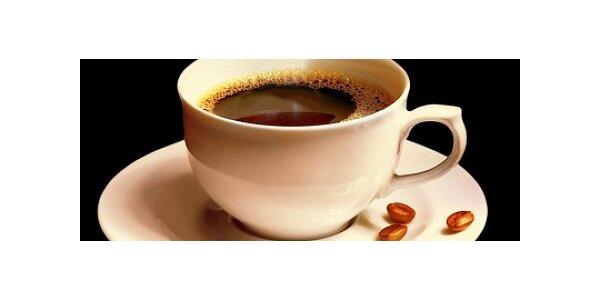 Menu pro dva: 2x výběrová káva, 2x voda rajec, 2x koláč - dle denní nabídky