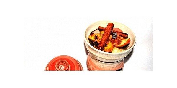 Upečte si jablíčka a provoňte celý dům v keramické peci