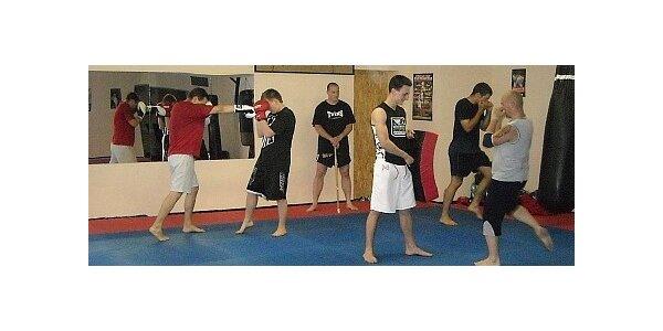 Permanentka na tréninky Thaiboxu pro muže i ženy