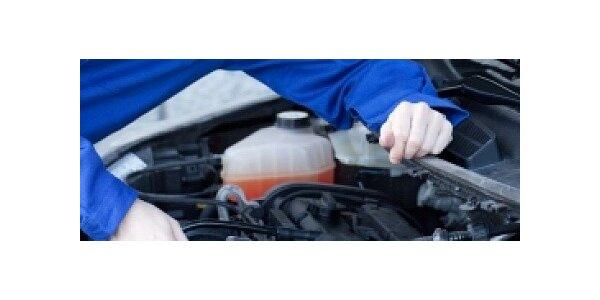 Výměna oleje a filtru v motoru vašeho vozu