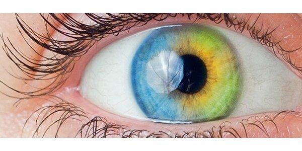 Irisdiagnostické vyšetření oka. Odhalte nemoci včas!