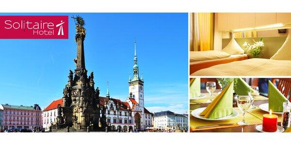 Výlet nebo služební cesta do Olomouce - ubytování pro 1 či 2 osoby
