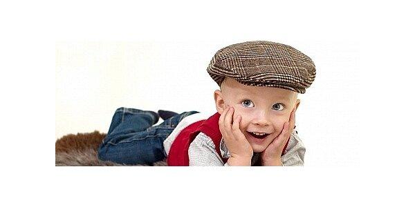 10 profesionálních fotografií Vás a Vašich dětí