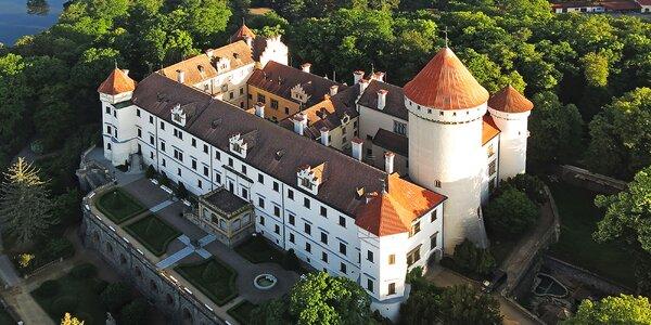 Pobyt v Benešově u Prahy: dovolená plná výletů