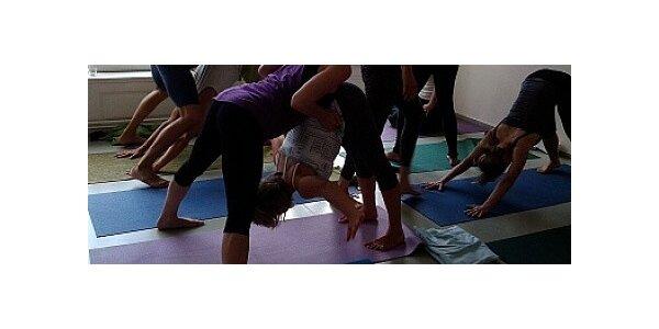 Jednorázový vstup na lekce jógy