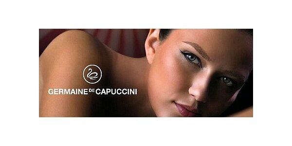 Profesionální ošetření pleti ve studiu GARMAINE DE CAPUCCINI