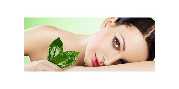 Celkové kosmetické ošetření biokosmetikou KAÉ