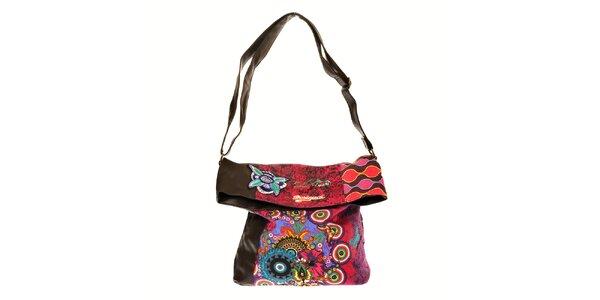Dámská pestrobarevná taška Desigual