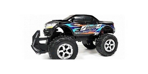 Rádiově ovládaný model závodního auta Jeep, Maxx Truck X-Yars Mazel