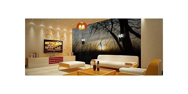 1m2 tapety z vaší fotografie - kvalitní papírová tapeta (295g/m2)