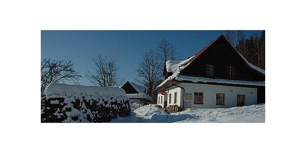 Romantický vánoční pobyt na horách, děti a Skipass v ceně