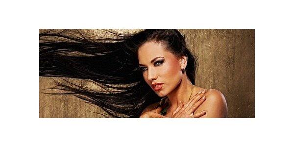 Prodloužení vlasů ve Studiu Vlasy-Vlasy