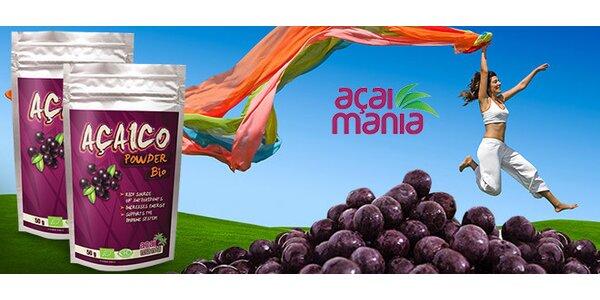 50g balíček Acai - nejsilnější antioxidant!