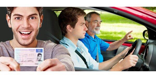 Kondiční jízdy, získání řidičského průkazu zpět i jeho rozšíření