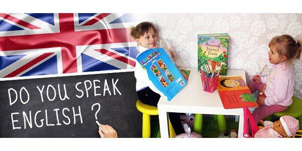 Angličtina pro předškolní děti od 2 do 4 let