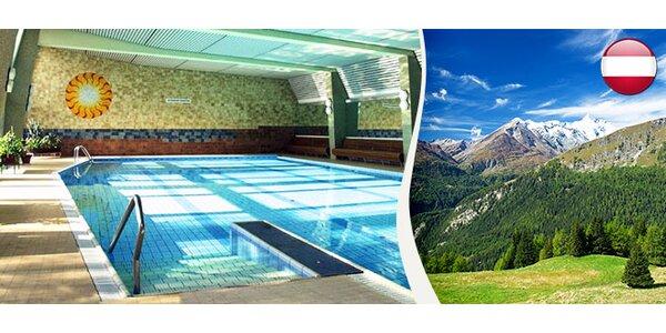 Alpy pro DVA. Aktivně i wellness