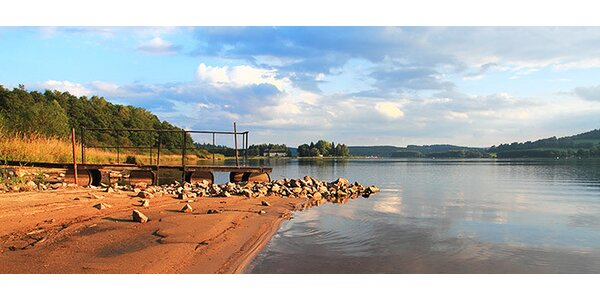 Dovolená PRO DVA u jezera Lipno