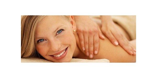 Klasická relaxační a rekondiční masáž