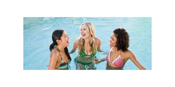 Aqua Zumba® - zábavné cvičení ve vodě v Ostravě a v Karviné