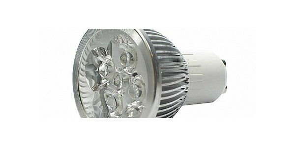 LED bodovka OLB 4x1 GU10, úspora až 90 %