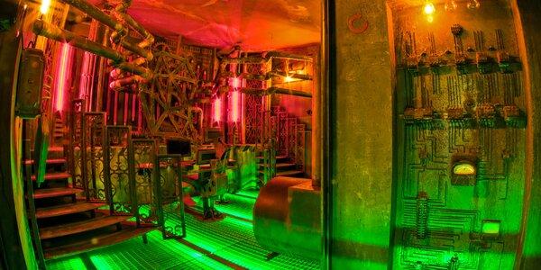 Steampunková úniková hra Stroj času až pro 5 osob