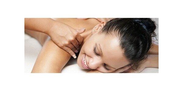 Masážní terapie Awakening v délce 120 minut