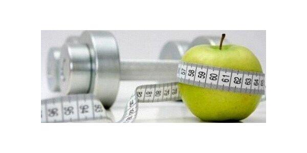Analýza složení těla a zhodnocení jídelníčku