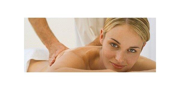 Luxusní Aroma masáž v délce 90 minut pro Vaše tělo i mysl