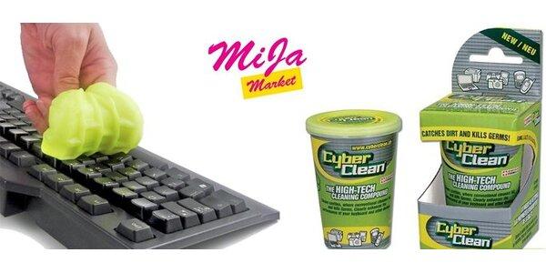 69 Kč za čistící hmotu Cyber Clean na PC, mobily a další elektroniku