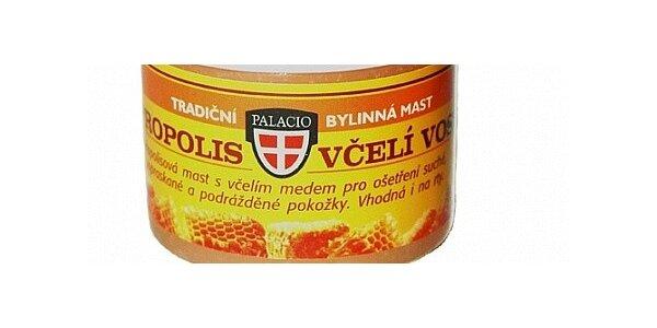 Balíček 4 českých bylinných mastí bez konzervantů