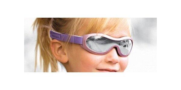 Špičkové dětské lyžařské brýle Xtrame