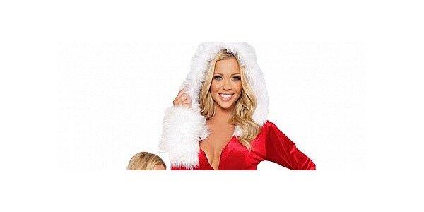 Krásné vánoční kostýmy pro dámy s dopravou zdarma