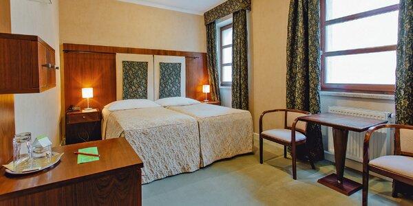 4* odpočinek v Piešťanech: jídlo, termály a výlety
