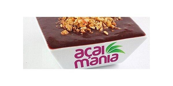 Zázračné mražené ovoce Açai