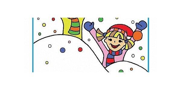 Hrajeme si…Na sněhu – balíček oblíbených her pro děti.