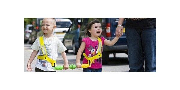 WALKODILE Duo pro zajištění bezpečnosti Vašich dětí