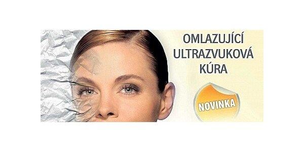 Kompletní kosmetická kúra s ošetřením ultrazvukovou špachtlí